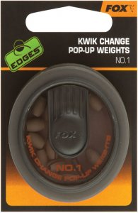 Fox Bročky Kwik Change Pop Up Weights - 1
