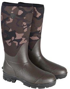 Fox Holínky Camo Neoprene Boots - 44