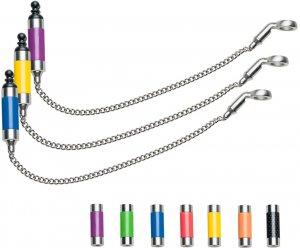 Mivardi Swinger Hanger MCX Stainless Multicolor Set 3 ks