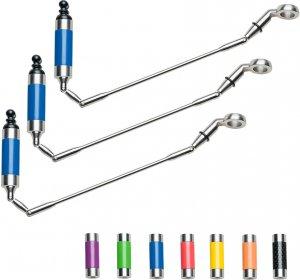 Mivardi Swinger Arm MCX Stainless Multicolor Set 3 ks