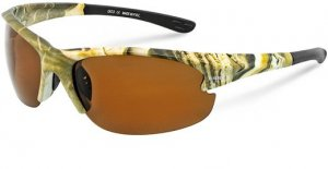 Delphin Polarizační brýle SG Forest HF / Half Frame