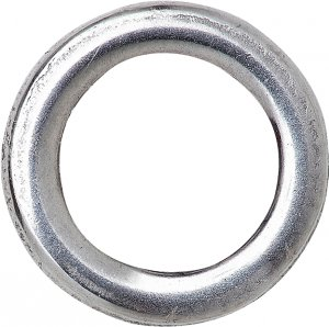 Savage Gear Kroužky Solid Rings 15 ks - 160 kg
