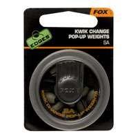 Fox Edges quick change pop up weight