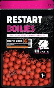 LK baits Restart boilies Compot N.H.D.C.1kg průměr boilies: 20mm