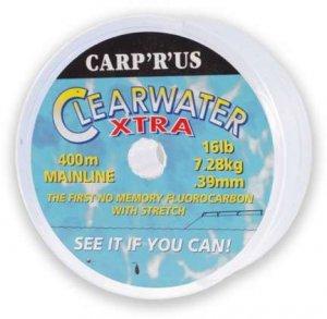 Carp´R´Us Clearwater Fluorocarbon Mainline - 12lb/0.33mm (400m)