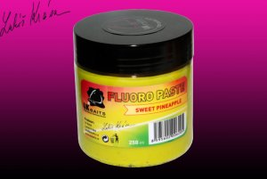 LK Baits Boilies Paste Fluoro 250ml sweet pineapple