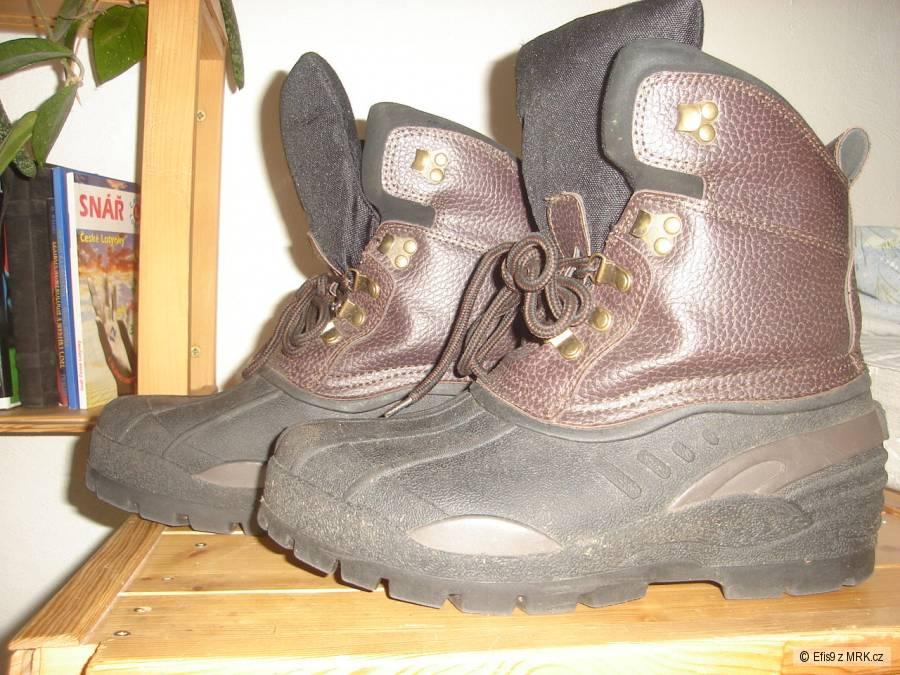 Prodám boty cormoran astro thermo vel 42 Popis  Cormoran Zimní boty vysoké  kožené ASTRO-THERMO Výtečné teplé zimní boty o výšce 29cm f2808a1032