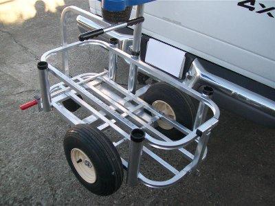 P epravn voz k k vod for Harbor freight fishing cart