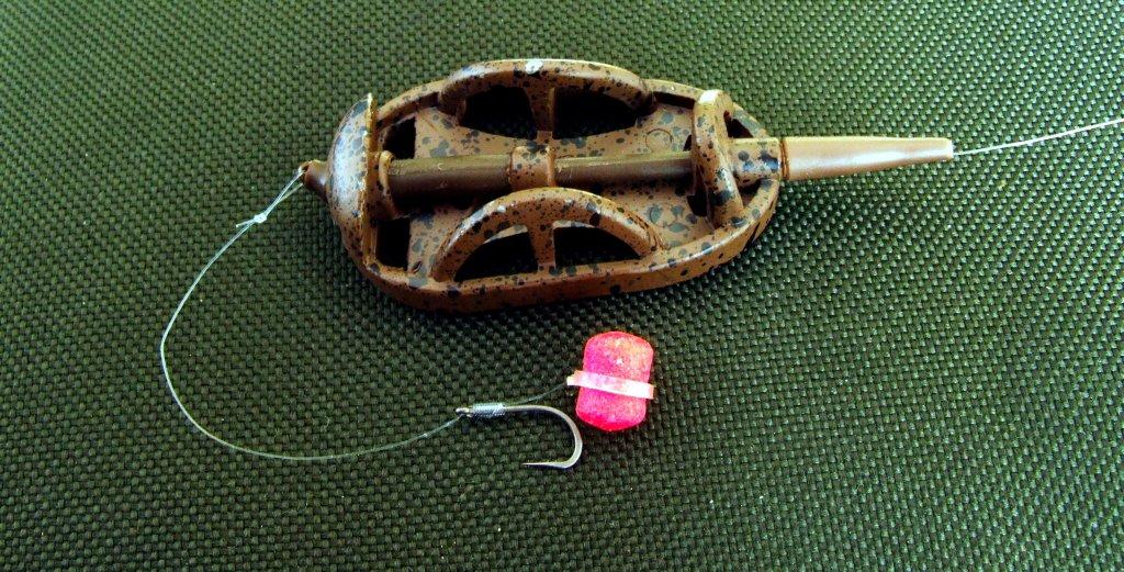 пелетс на рыбалке