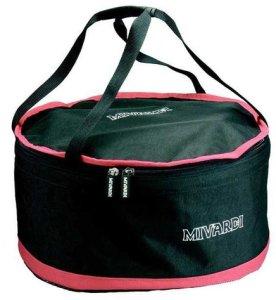 Mivardi Míchací taška na krmení s víkem  XL - Team Mivardi