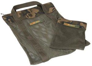 Fox Sak Na Boilies Camolite Medium AirDry Bag + Hookbait Bag