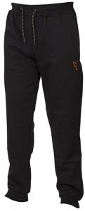 Fox Tepláky Collection Orange & Black Joggers - L