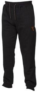 Fox Tepláky Collection Orange & Black Joggers - XL