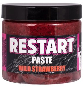 LK Baits Boilie Paste 200ml - ReStart - Wild Strawberry