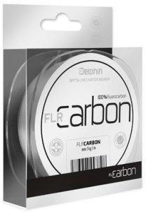 Delphin Vlasec FLR Carbon - 0,185mm/6,0lbs/50m