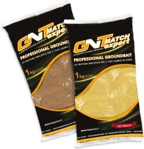 Trabucco Vnadící Směs GNT Match Expert 1 kg-big breme black