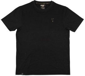 Fox Triko Black T shirt - S