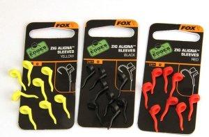Fox Zig Aligna Sleeves - Black - černá